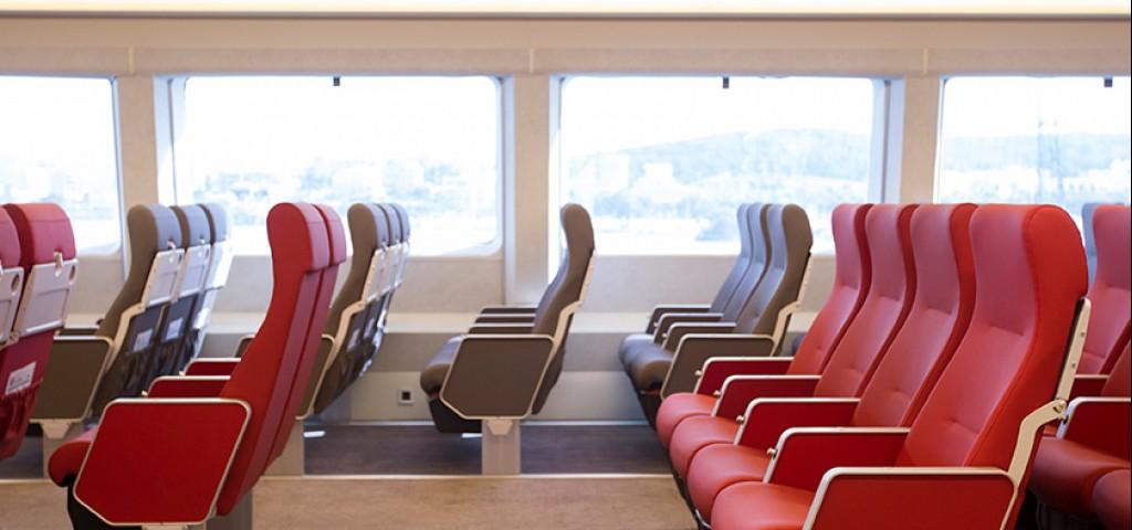 Passenger / Car Ferry  High Speed Hellenic Highspeed Economy class