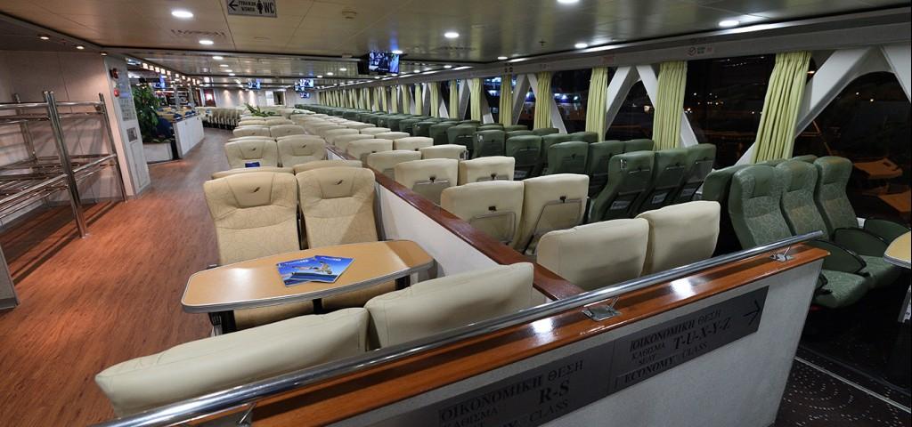 Passenger / Car Ferry Catamaran High Speed Highspeed 4 Economy class