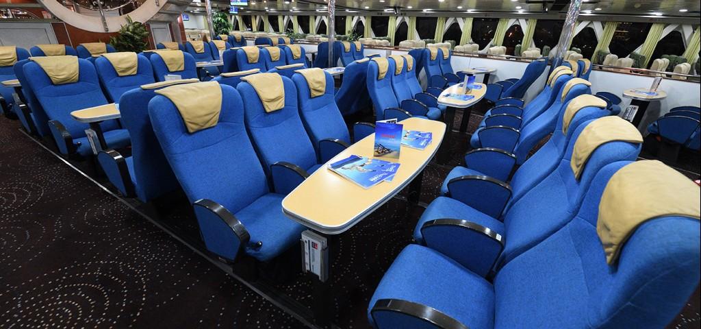 Passenger / Car Ferry Catamaran High Speed Highspeed 4 Business class
