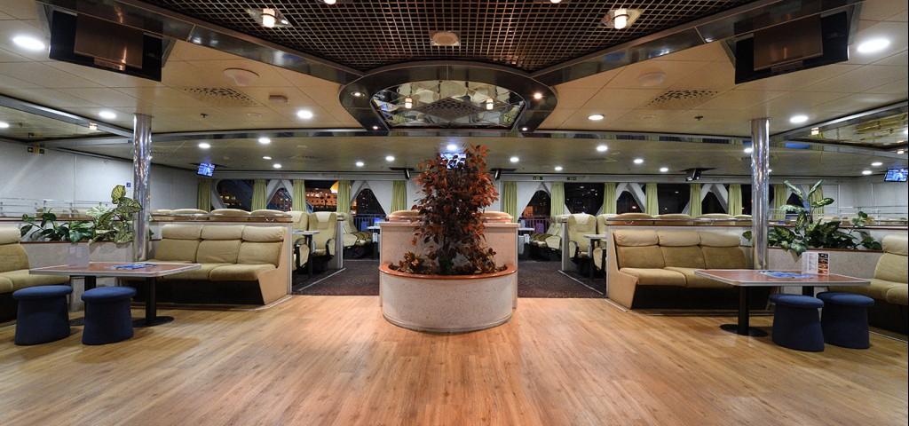 Passenger / Car Ferry Catamaran High Speed Highspeed 4 Vip class