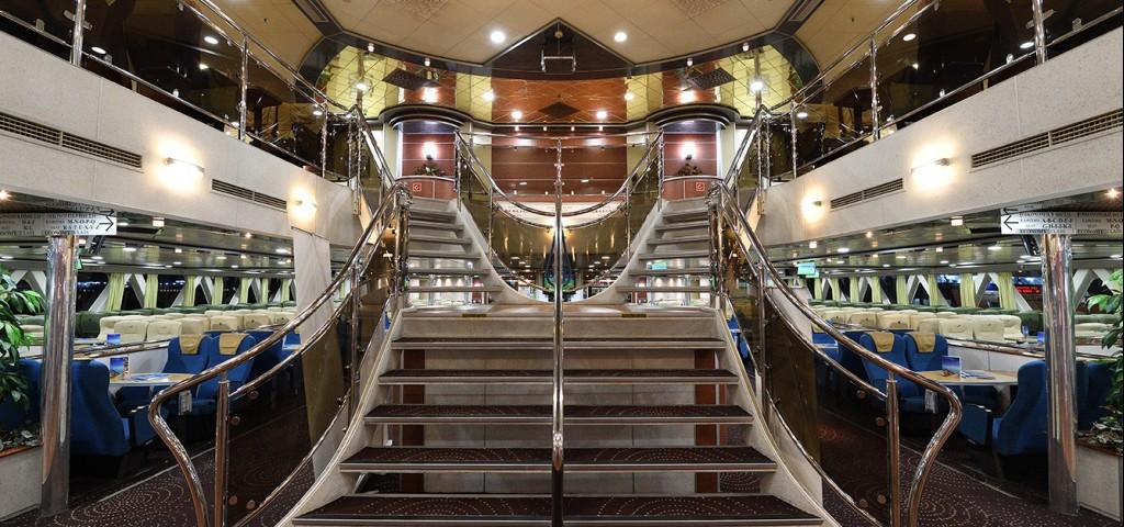 Passenger / Car Ferry Catamaran High Speed Highspeed 4 Stairs to Upper Deck
