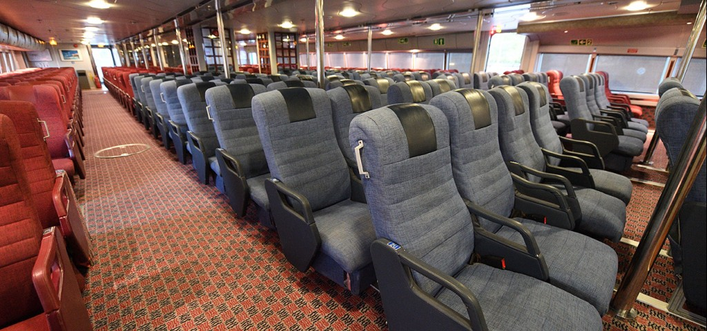 Passenger Catamaran Flying Cat 3 Air Type Seats2