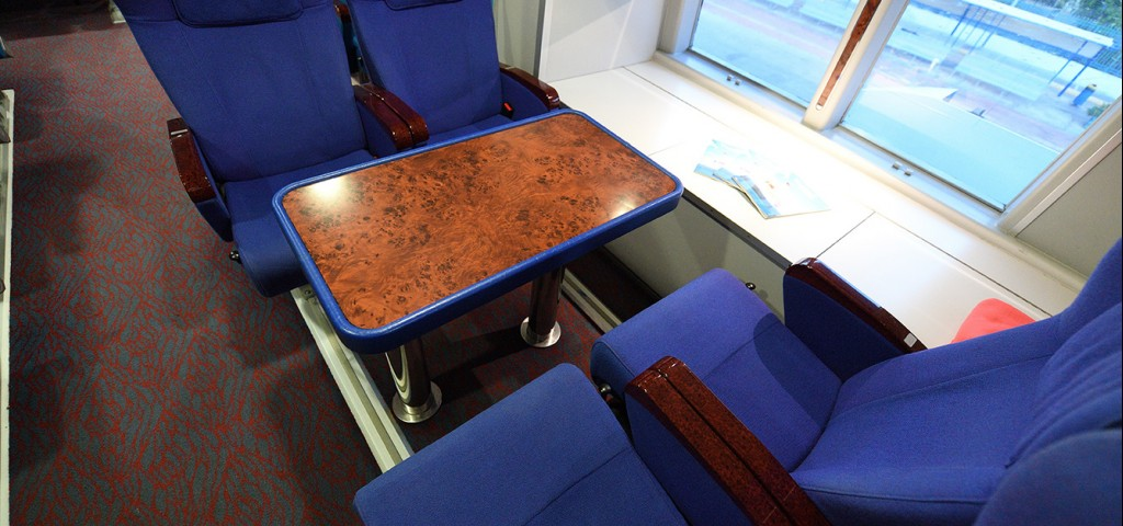 Passenger Catamaran Flying Cat 3 Air Type Seats3