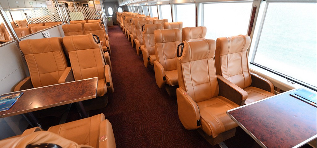 Passenger Catamaran Flying Cat 4 Air Type Seats2