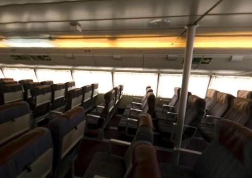 Passenger Catamaran Flying Cat 6 Air Type Seats