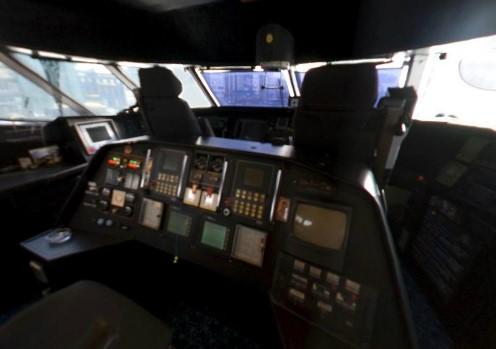Passenger Catamaran Flying Cat 6 Bridge