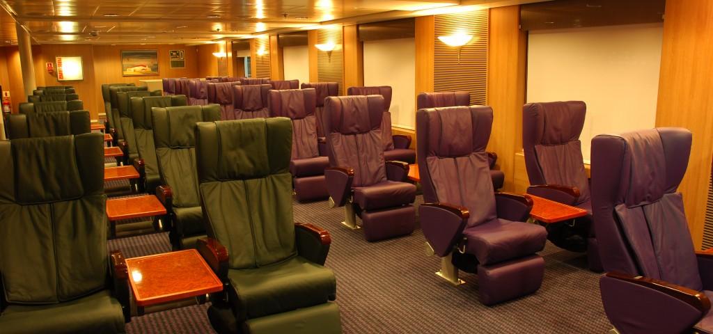 F/B Ariadne Air Type Seats