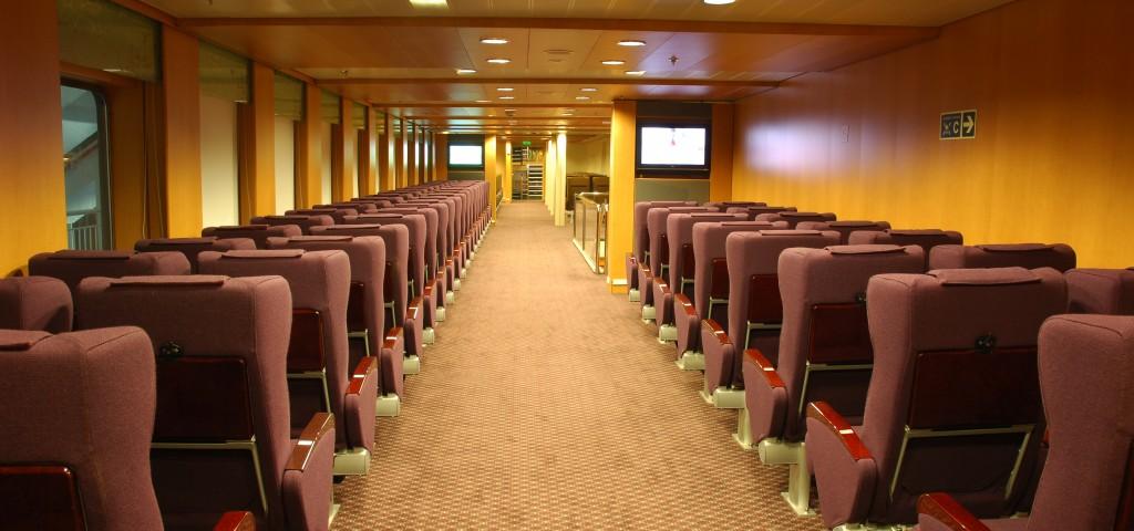 F/B Ariadne Air Type Seats - TV