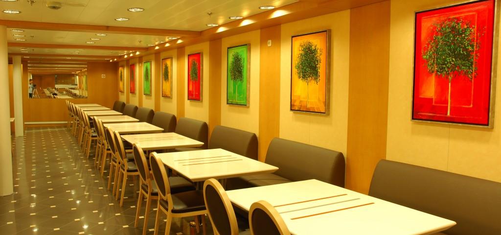 F/B Ariadne Restaurant self service