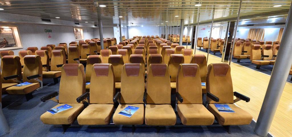 F/B Express Pegasus Air Type Seats