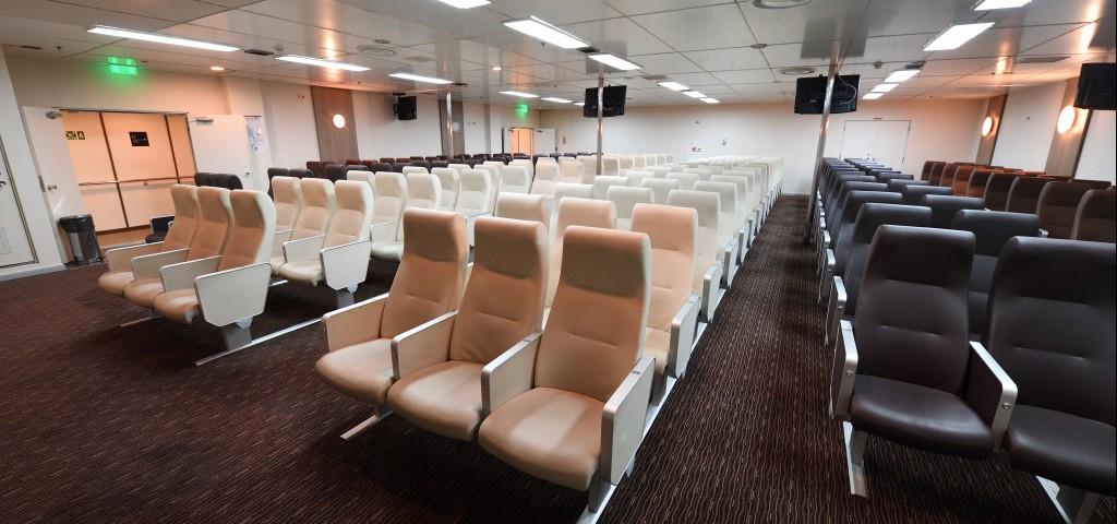 F/B Nissos Rodos Air Type Seats TV