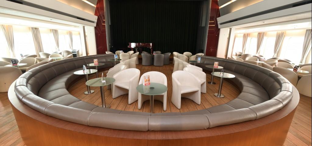 F/B Nissos Rodos Lounge Piano