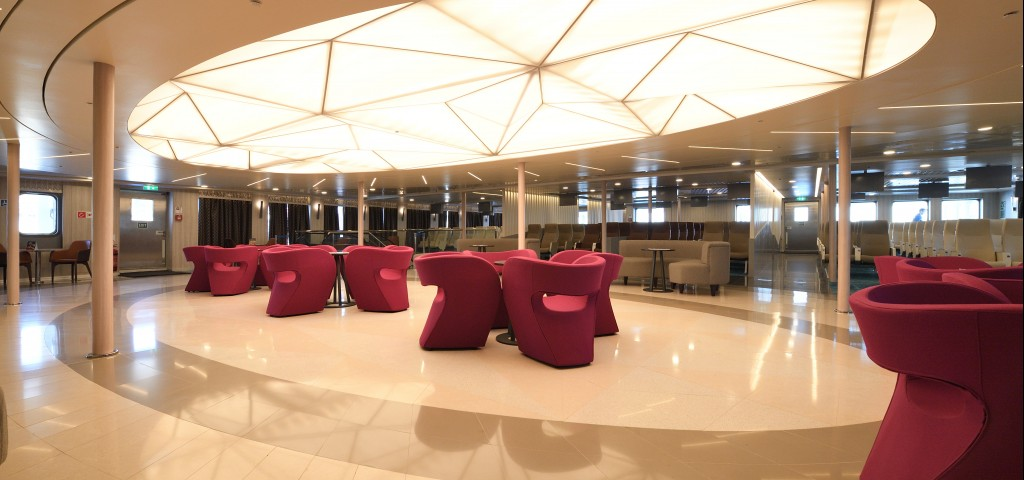 F/B Nissos Samos Lounge