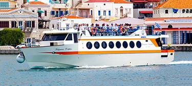 F/B Kalymnos Dolphin -Ane Kalymnou