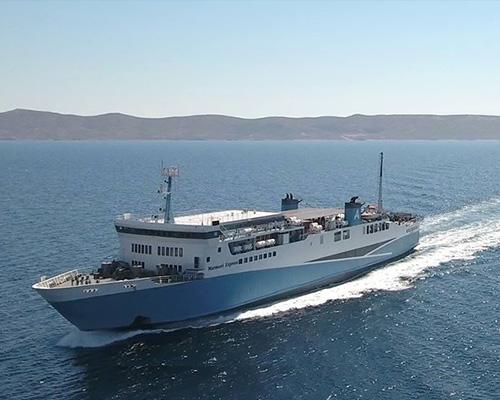 F/B Marmari Express -Karystia Lines