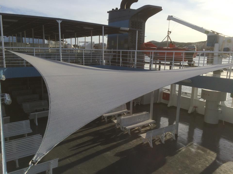 F/B Marmari Express Open Deck