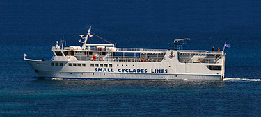 F/B Express Skopelitis -Small Cyclades Lines