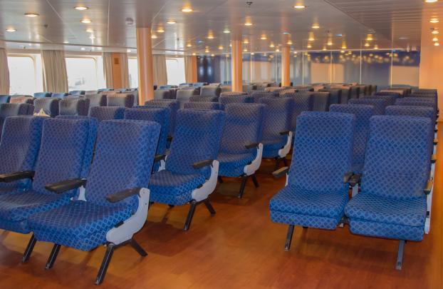 H/S/F Festos Palace Air Type Seats