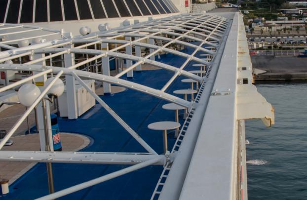 H/S/F Festos Palace Open deck