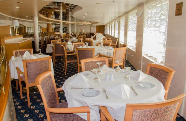 H/S/F Knossos Palace Restaurant a la carte
