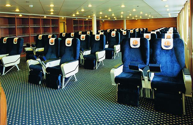 H/S/F Kydon Palace Air Type Seats