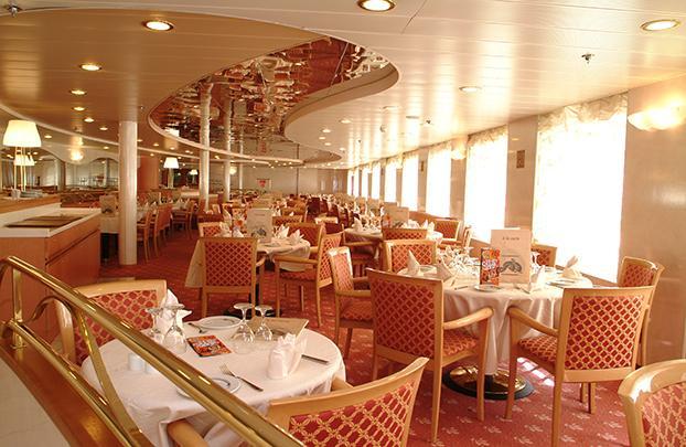 H/S/F Kydon Palace Restaurant a la carte