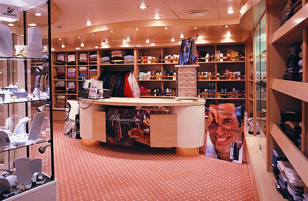 H/S/F Kydon Palace Shop
