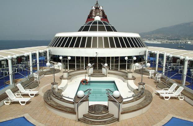 H/S/F Kydon Palace Swimming Pool