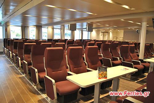 H/S/C Santorini Palace Economy Class