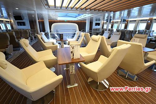 H/S/C Santorini Palace Vip Class