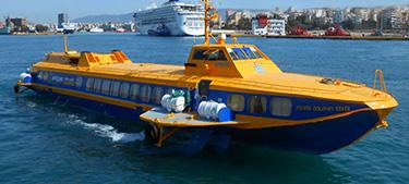 -Aegean Flying Dolphins