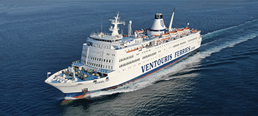 F/B Rigel III -Ventouris Ferries