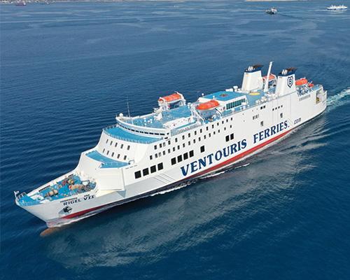 F/B Rigel VII -Ventouris Ferries