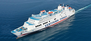 F/B Rigel VII -Ventouris Ferries