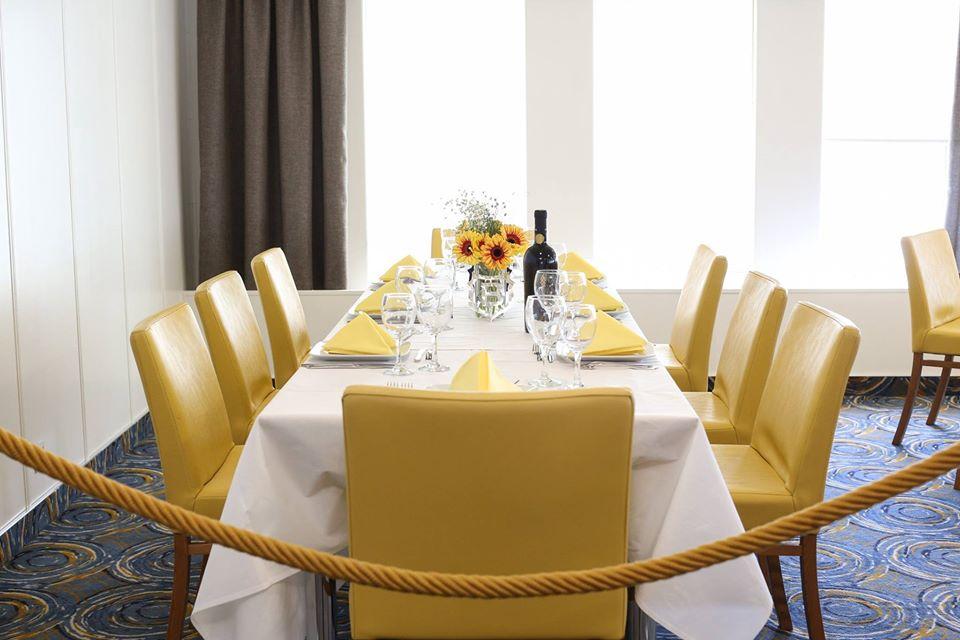 F/B Rigel III Restaurant a la carte