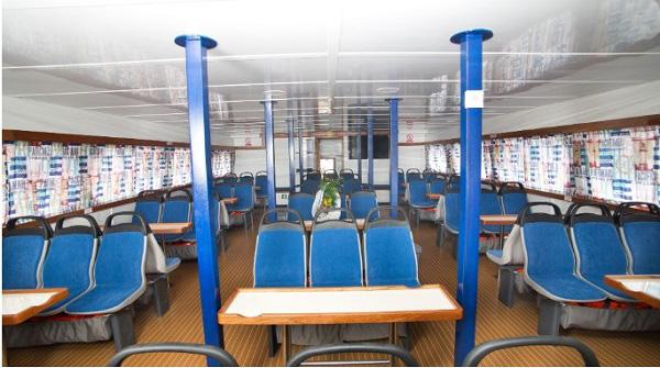 F/B Apollon II Interior Seats