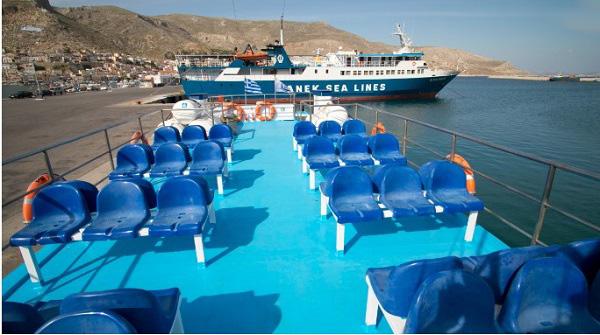 F/B Ilias T. Open Deck Seats