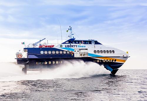 Hydrofoil Ammari -Liberty Lines