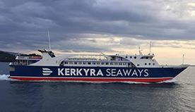 F/B Agios Spyridon -Kerkyra Seaways