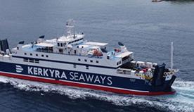 F/B Ionas -Kerkyra Seaways