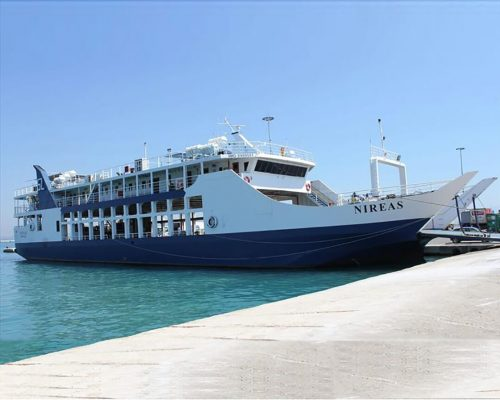 F/B Nireas -Kerkyra Seaways