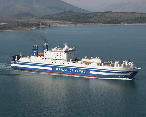 Passenger/Ro-Ro Euroferry Olympia -Grimaldi Lines