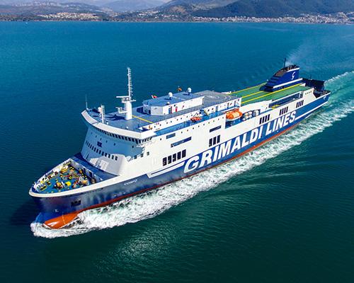 Passenger/Ro-Ro Corfu -Minoan Lines