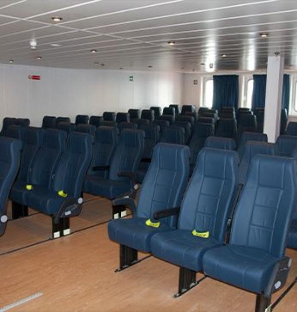 Passenger/Ro-Ro Florencia Air type seats