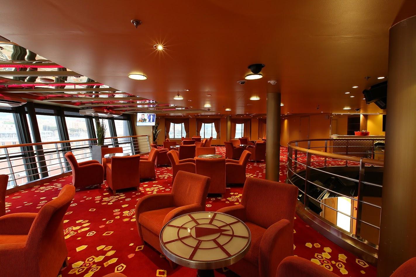 Passenger/Ro-Ro Europa Palace Lounge