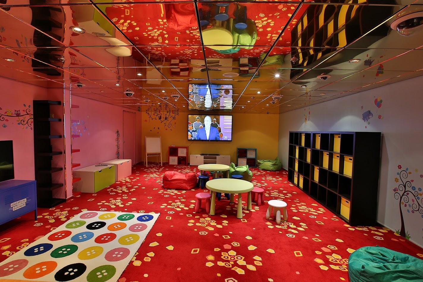 Passenger/Ro-Ro Europa Palace Kids playroom