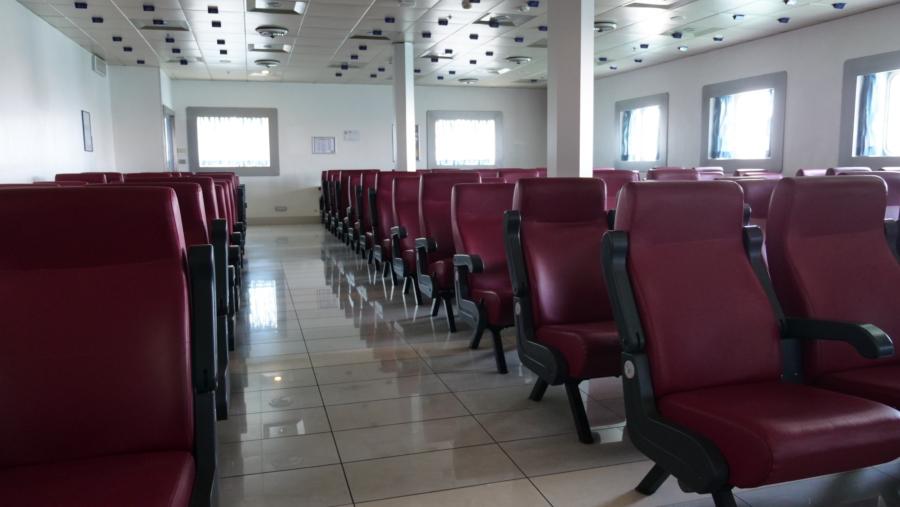 Passenger/Ro-Ro Corfu Air Type Seats