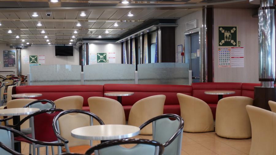 Passenger/Ro-Ro Corfu Lounge