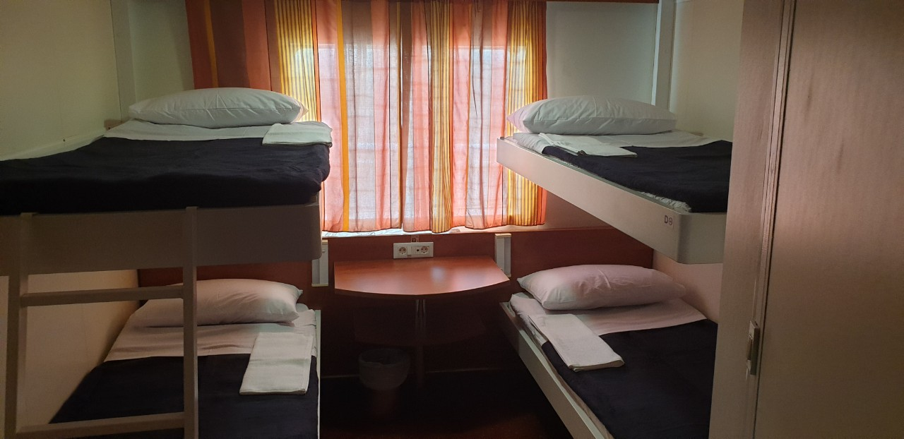 F/B Olympus External Cabin