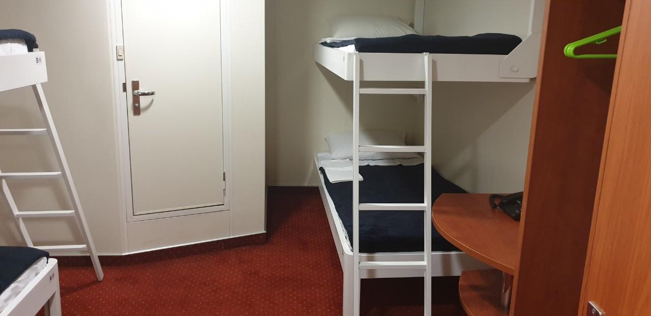 F/B Olympus Internal Cabin